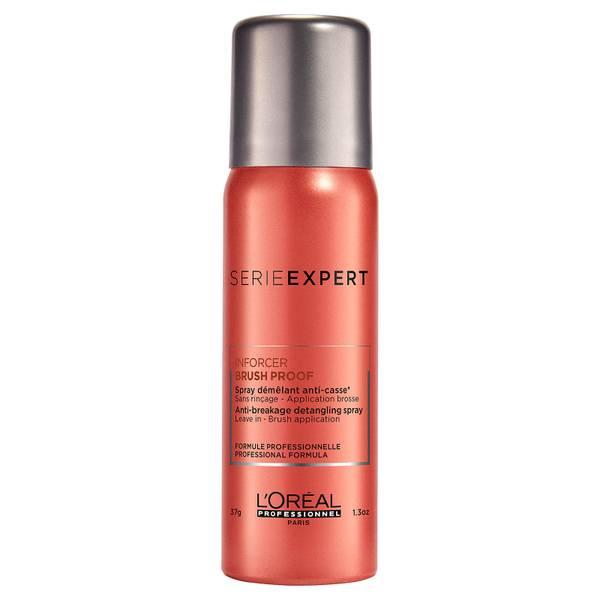 L'Oréal Professionnel Série Expert Inforcer Brush Proof Anti-Breakage Detangling Spray Duo 75ml