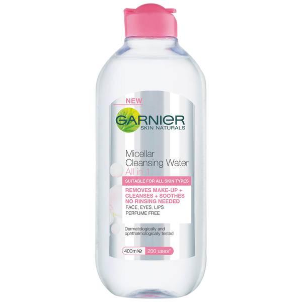 Garnier Micellar Cleansing Water All Skin Types 400ml