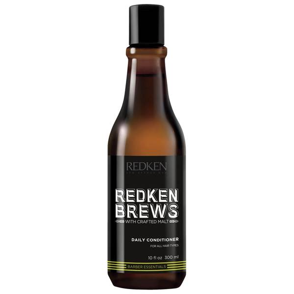 Redken Brew Go Clean Daily Conditioner 300ml