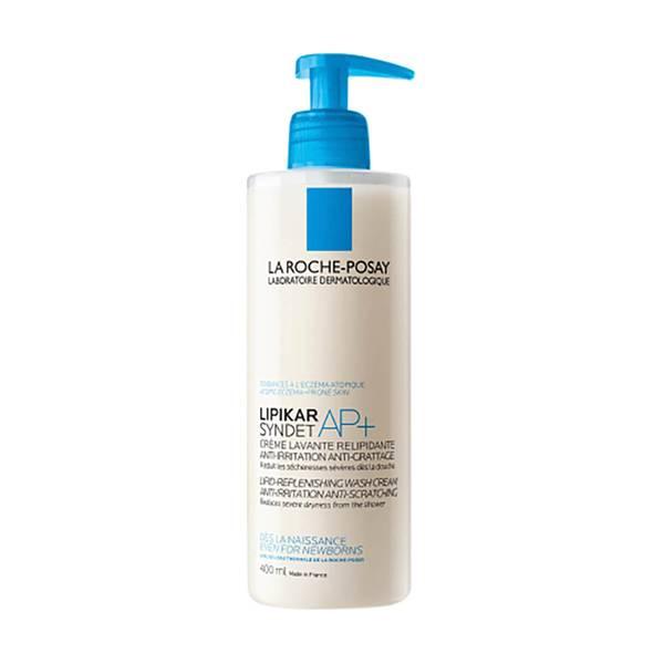 La Roche-Posay Lipikar SYNDET Cleansing Body Cream-Gel 400ml