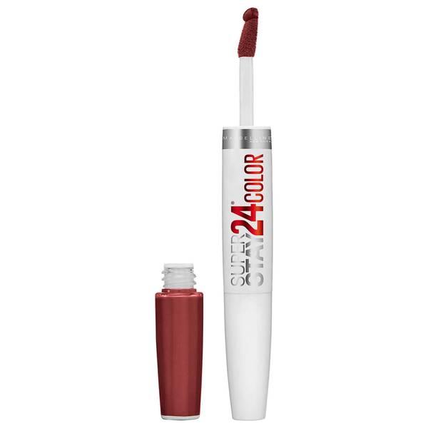 Maybelline SuperStay 24 2-Step Longwear Liquid Lipstick 4.1ml (Various Shades)