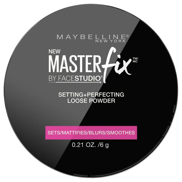 Maybelline Master Fix Translucent Powder