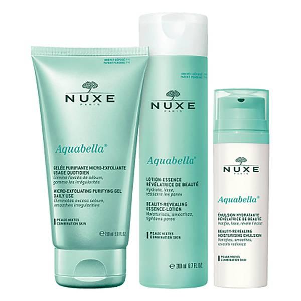 NUXE Aquabella My Beauty-Revealing Set (Worth $66)
