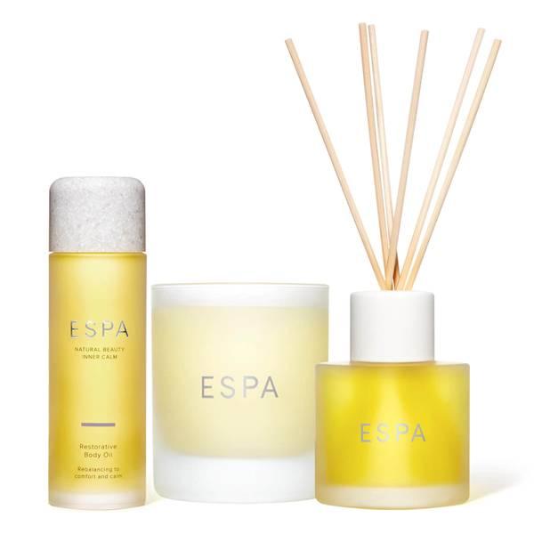 ESPA Restorative Home and Body Collection