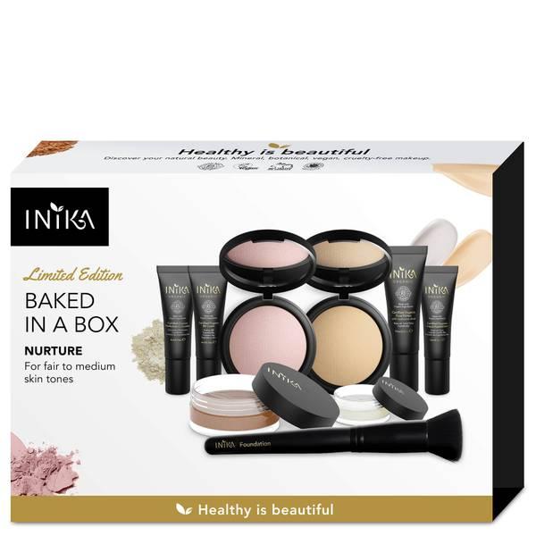 INIKA Baked in a Box - Nurture (Worth $190.00)