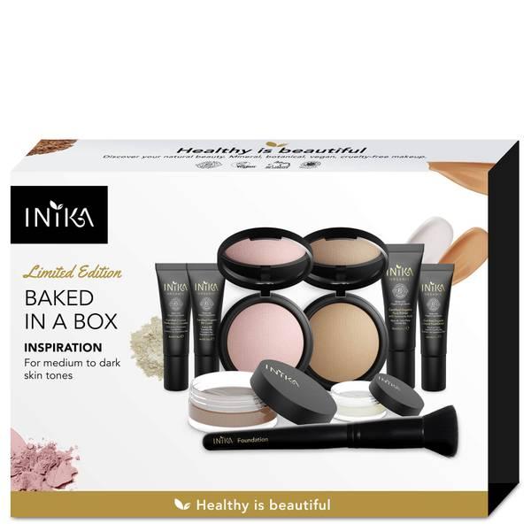 INIKA Baked in a Box – Inspiration (Medium to Dark)