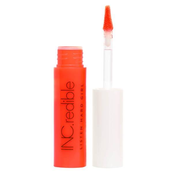 INC.redible Listen Hard Girl Neon Lip Paint - I'm Hot RN