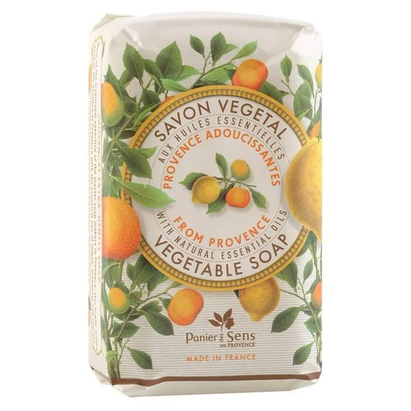 Panier des Sens The Essentials Provence Essential Oils Perfumed Soap