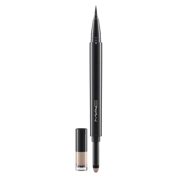 Crayon pour les Sourcils à Doubles Extrémités Shape & Shade Brow Tint MAC (nuances variées)