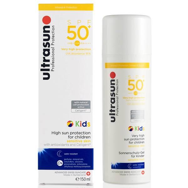 Ultrasun Very High SPF 50+ Kids Lotion 150ml