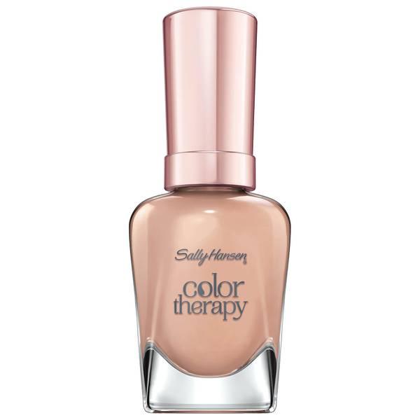 Sally Hansen Colour Therapy Nail Polish 14.7ml - Re-Nude