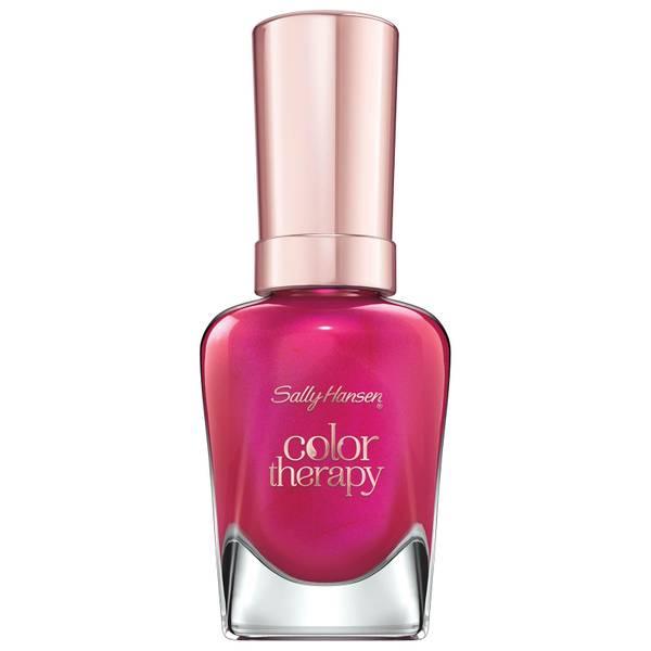 Sally Hansen Colour Therapy Nail Polish 14.7ml - Rosy Glow