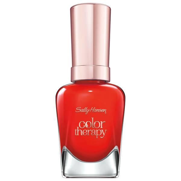 Sally Hansen Colour Therapy Nail Polish 14.7ml - Red-iance