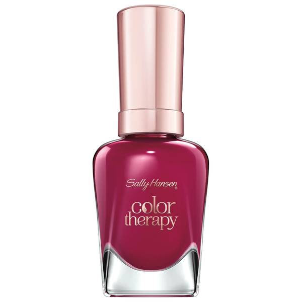 Sally Hansen Colour Therapy Nail Polish 14.7ml - Oh My Magenta