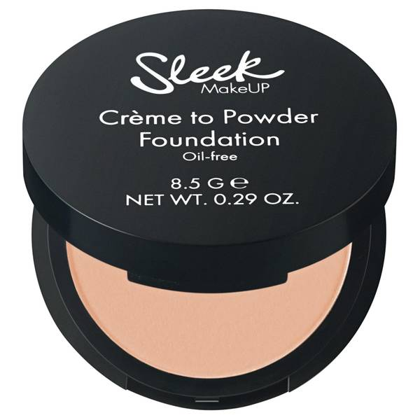 Sleek MakeUP Creme to Powder Foundation 8,5g (verschiedene Farbtöne)