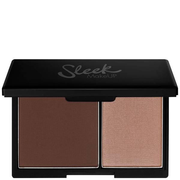 Sleek MakeUP Face Contour Kit zestaw do konturowania – Medium 13 g