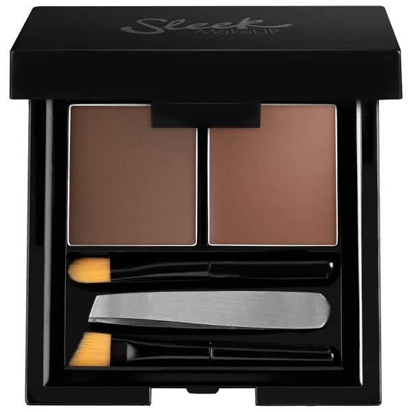 Sleek MakeUP Brow Kit zestaw do stylizacji brwi – Medium 3,8 g