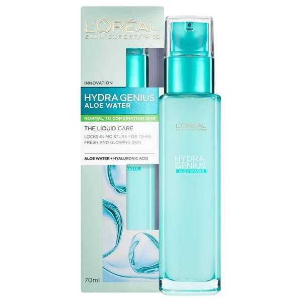 L'Oréal Paris Hydra Genius Liquid Care Moisturiser Combination Skin 70ml