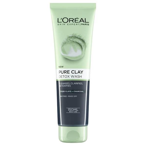 L'Oréal Paris Pure Clay Detox Foam Wash 150ml
