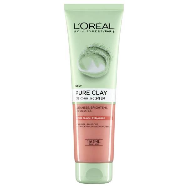 L'Oreal Paris Pure Clay Glow Foam Wash 150ml