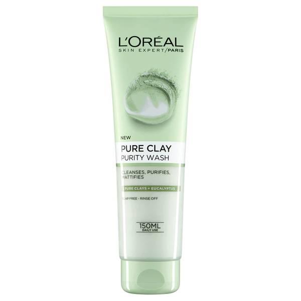 L'Oréal Paris Pure Clay Purity Foam Wash 150ml