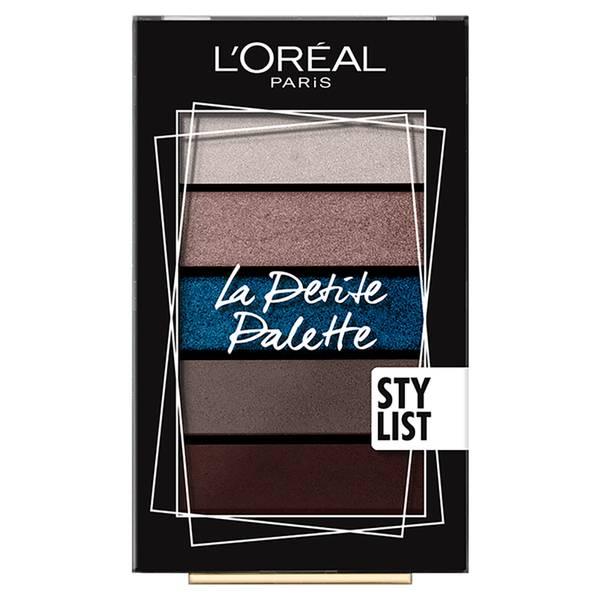 L'Oréal Paris La Petite Palette mini-palette ombretti - 04 Stylist