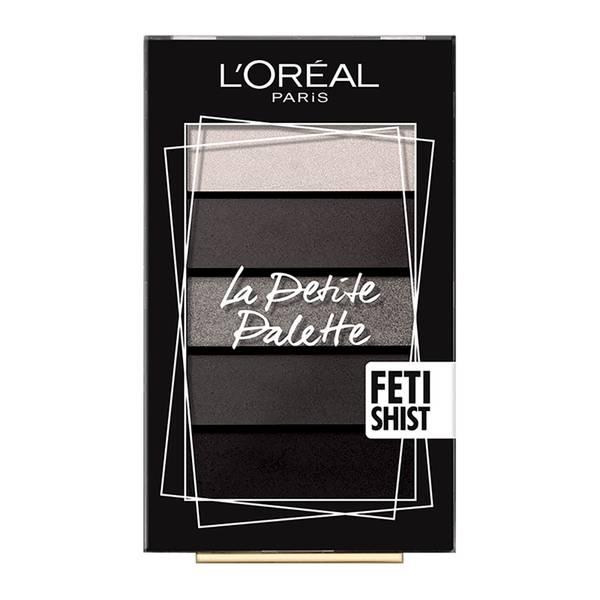 Mini Paleta de Sombra de Olhos - 06 Fetishist da L'Oréal Paris