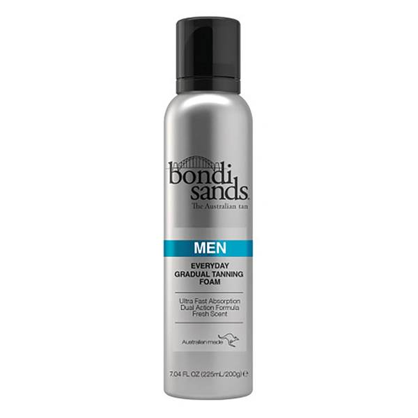 Bondi Sands Men's Everyday Gradual Tanning Foam 225ml