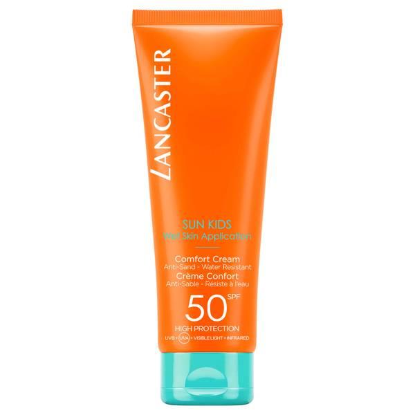 Crème Confort Visage et Corps Sun for Kids SPF50 Lancaster 125ml