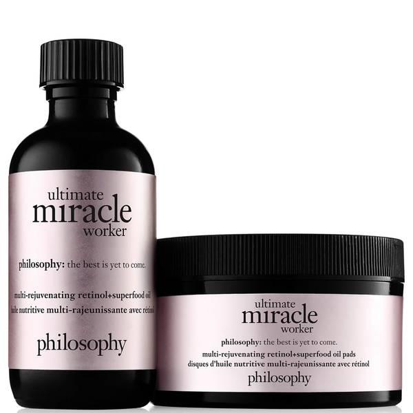 philosophy Ultimate Miracle Worker Retinol Pads