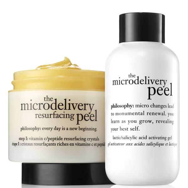 Микро-пилинг с пептидами и витамином С philosophy Microdelivery In-Home Vitamin C Peptide Peel 120 мл