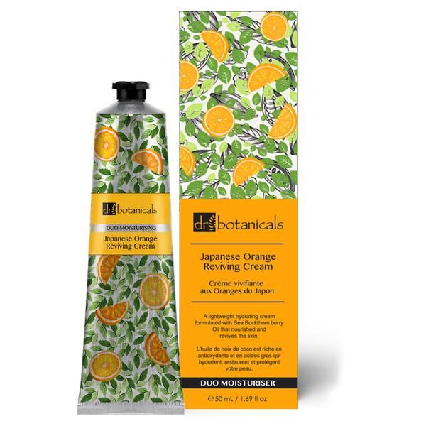 Dr Botanicals Japanese Orange Reviving Cream 50ml