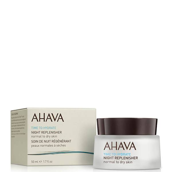 AHAVA Night Replenisher Normal to Dry Skin 50ml