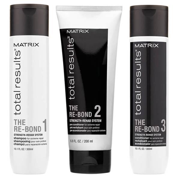 Matrix Total Results Re-Bond Trio