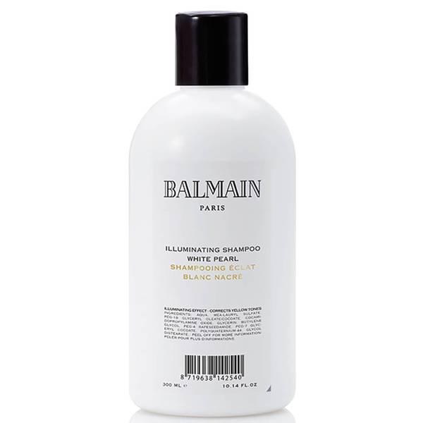 Balmain Hair Illuminating Shampoo - White Pearl 300ml