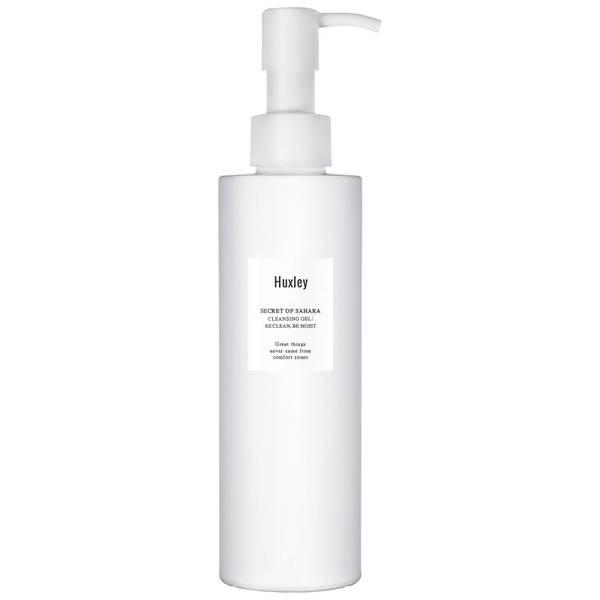 Huxley Be Clean, Be Moist Cleansing Gel(헉슬리 비 클린, 비 모이스트 클렌징 젤 200ml)
