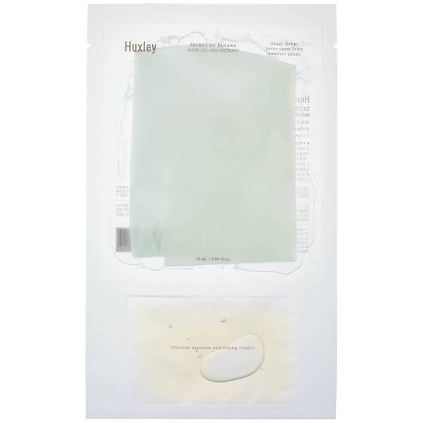 Huxley Oil and Extract Mask(헉슬리 오일 앤 익스트랙트 마스크 25ml 3매입)
