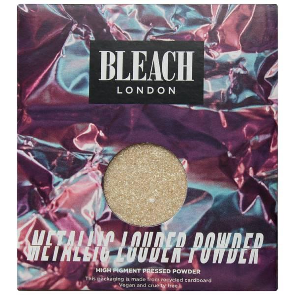 BLEACH LONDON Metallic Louder Powder ombretto Gs 4 Me