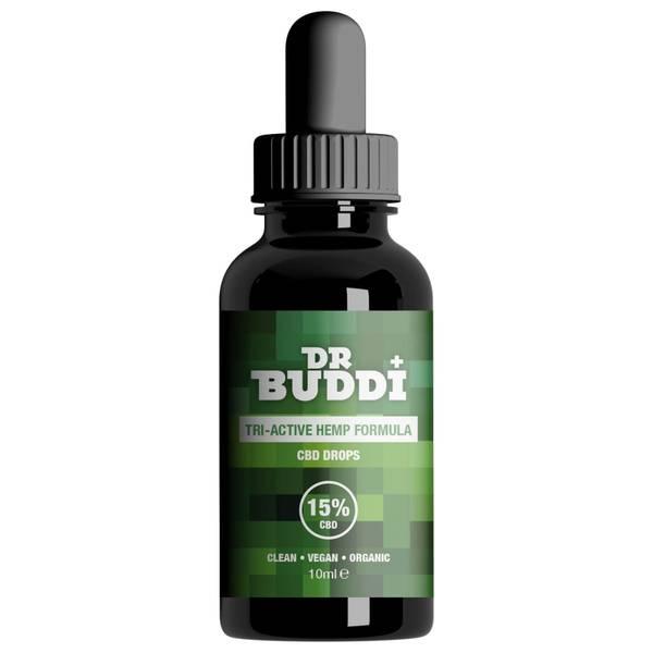 Dr Buddi CBD Oil 1500 mg - 15% 10 ml