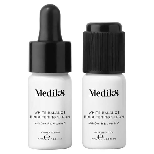 Medik8 White Balance Brightening Serum 2 x 10ml