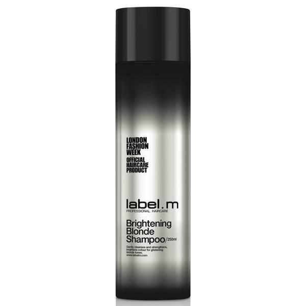 label.m Brightening Blonde Shampoo(레이블엠 브라이트닝 블론드 샴푸 250ml)