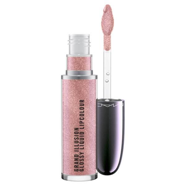 MAC Grand Illusion Glossy Liquid Lip Colour - Just Hustlin'