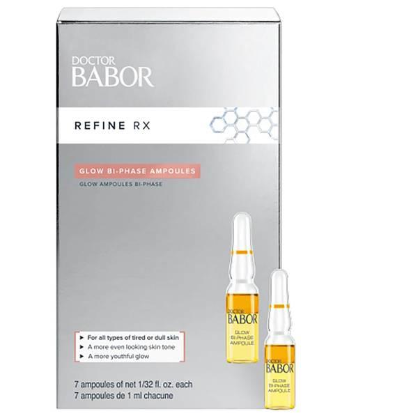 BABOR REFINE RX Glow Bi-Phase Ampoules