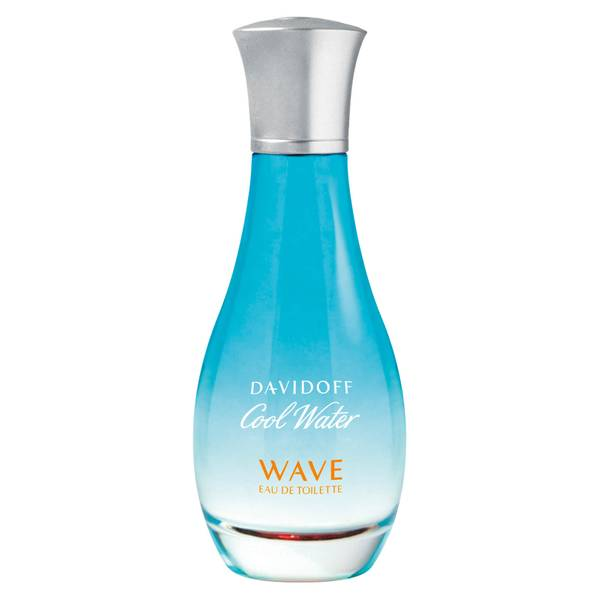 Eau de Toilette Cool Water Wave para mujer de Davidoff 50 ml