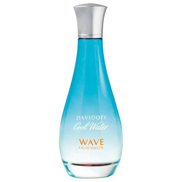 Eau de Toilette Cool Water Wave para mujer de Davidoff 100 ml