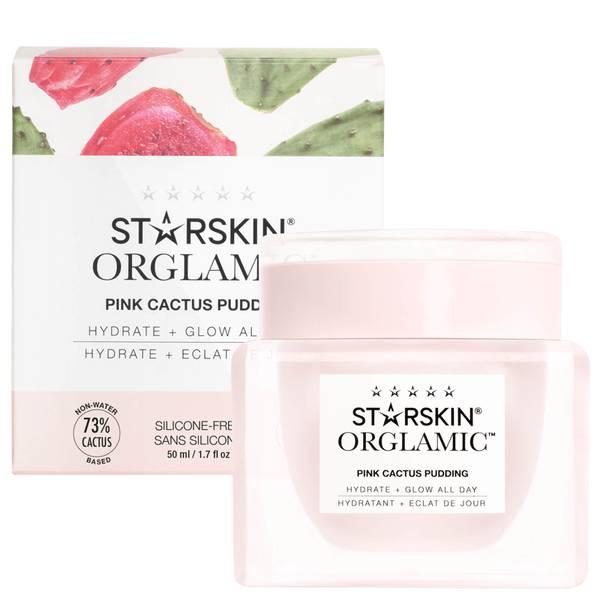 STARSKIN Orglamic Pink Cactus Pudding(스타스킨 오글래믹 핑크 캑터스 푸딩)