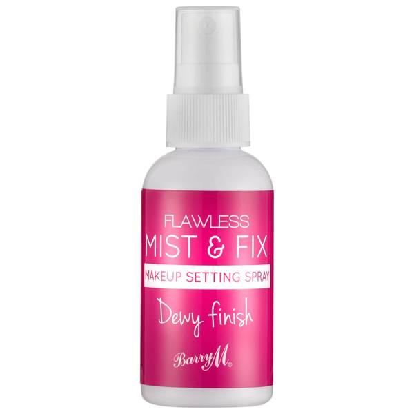Barry M Cosmetics Makeup Setting Spray - Dewy