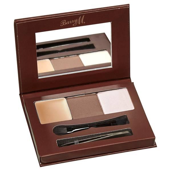 Barry M Cosmetics Brow Kit (Various Shades)