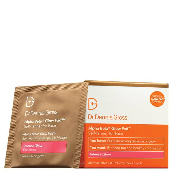 Dr Dennis Gross Skincare Alpha Beta Glow Pad - Intense Glow (Pack of 20)