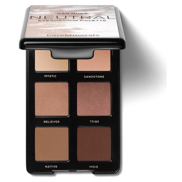 bareminerals Gen Nude Eyeshadow - Palette 2 Neutral
